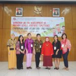 Resource persons of the Workshop on The Development of Primary School Teacher's Competence